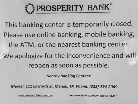 prosperity bank snyder tx